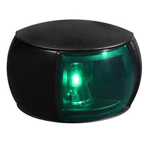 Naviled LED Black Starboard 2NM