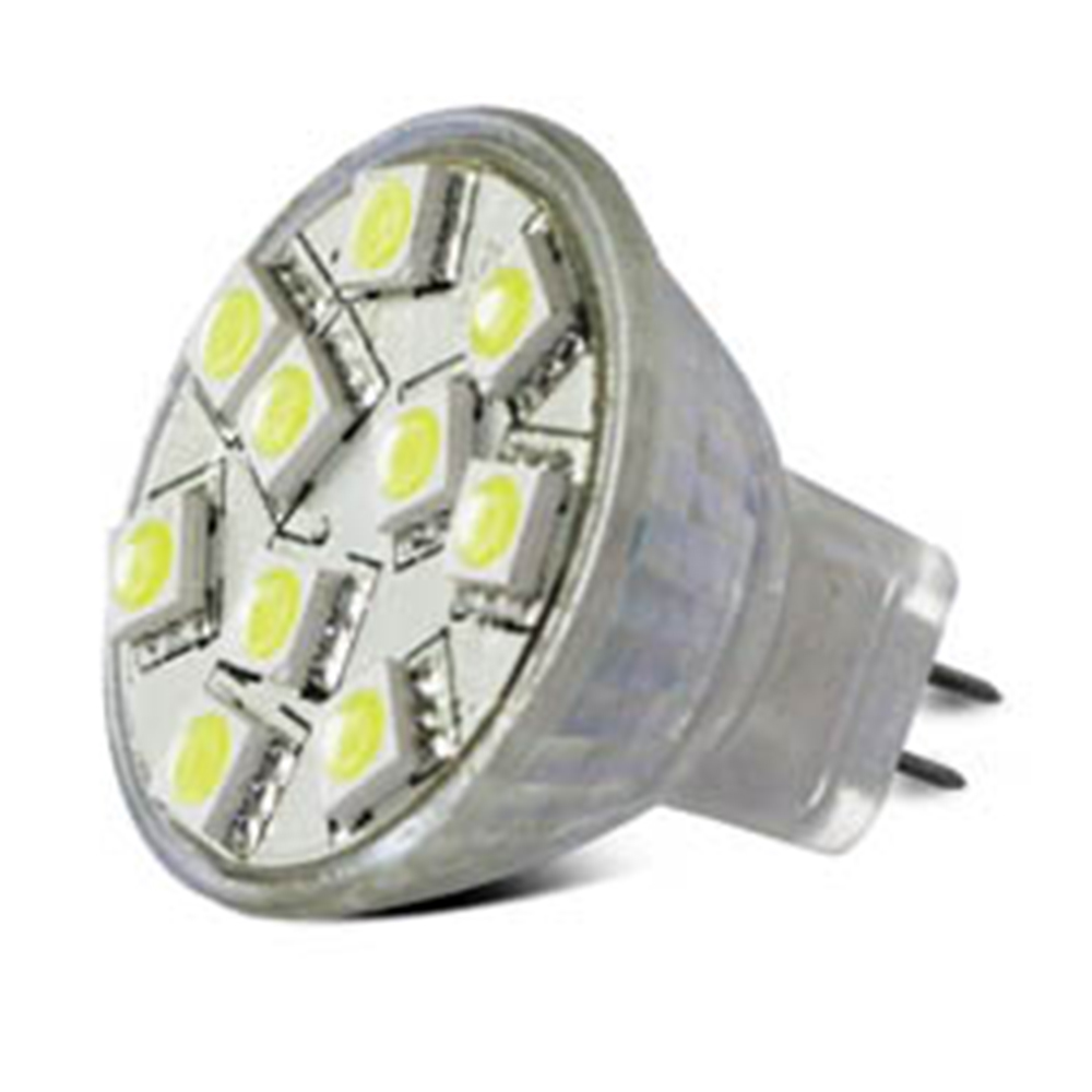 LED Chip Bulb MR11 Warm White