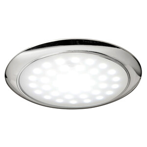 Ultra-Flat LED Ceiling Light with Touch Switch