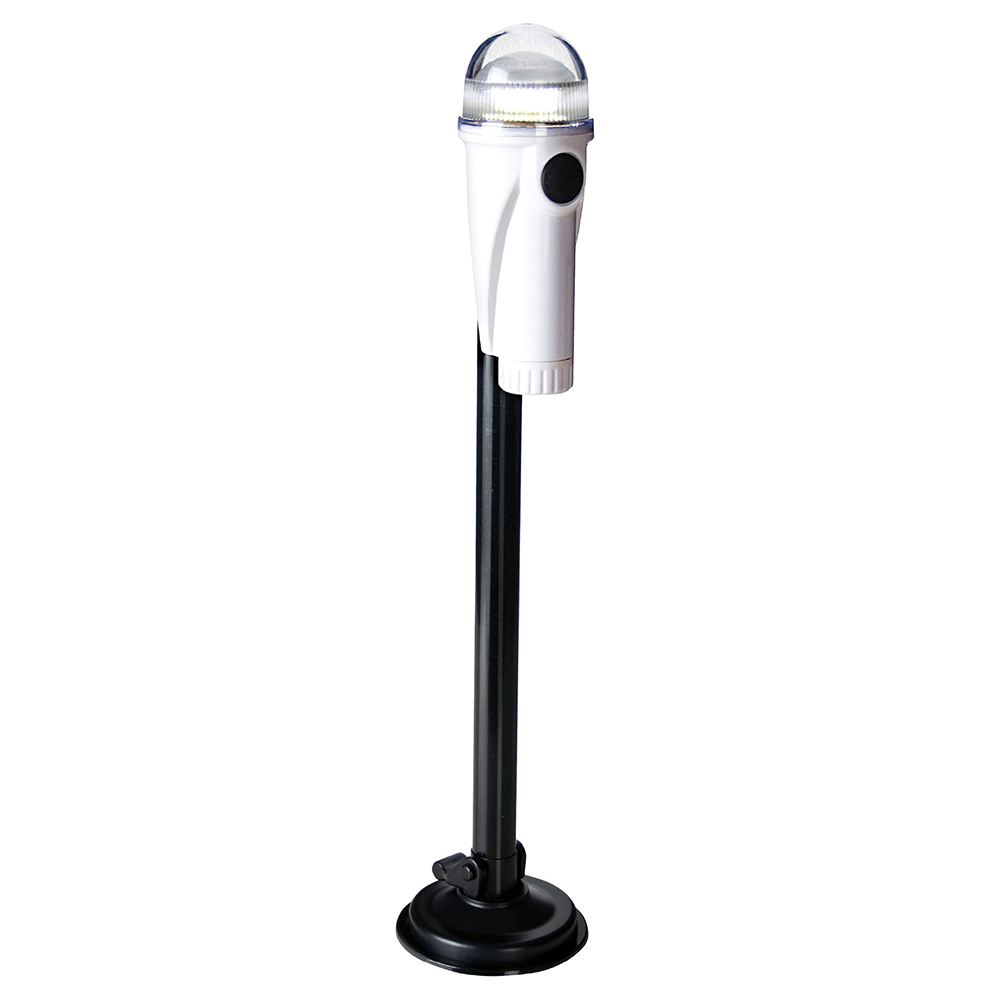 LED Suction Pole All Round White Light
