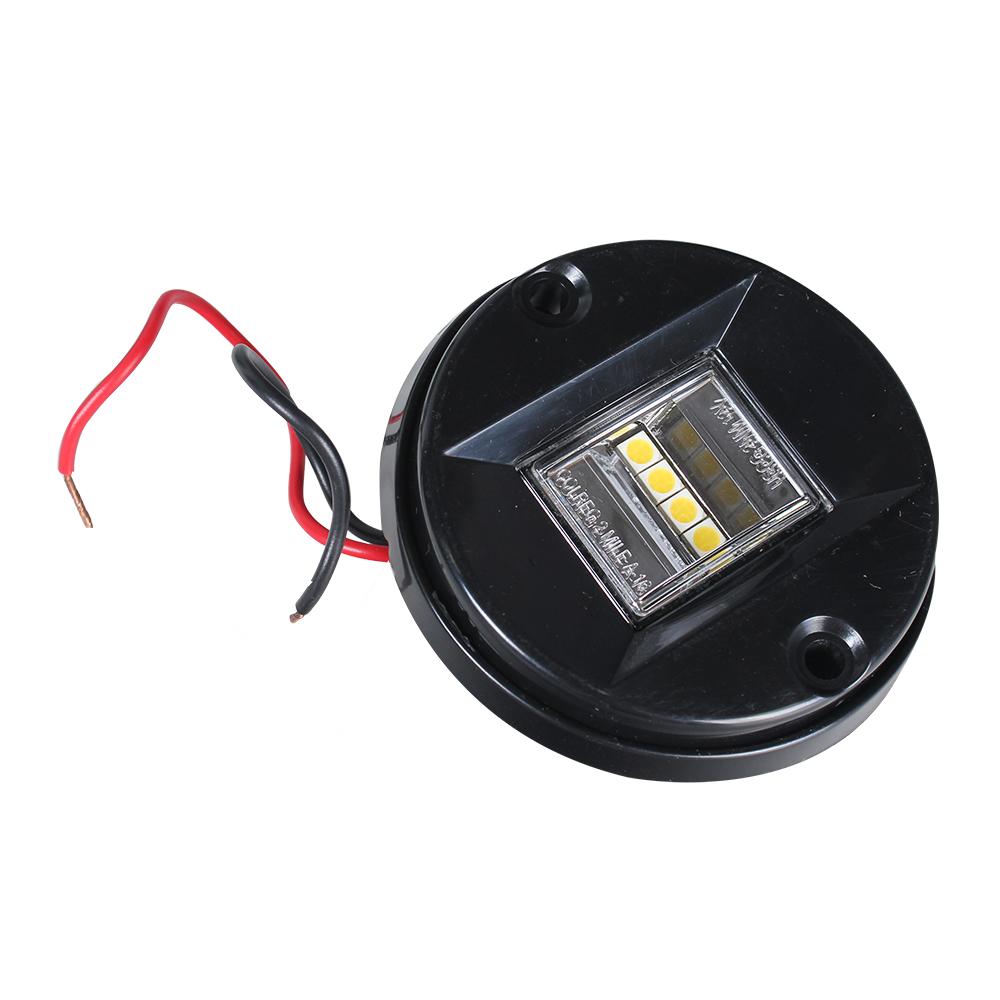 EVOLED LED Nav Light Stern - Black