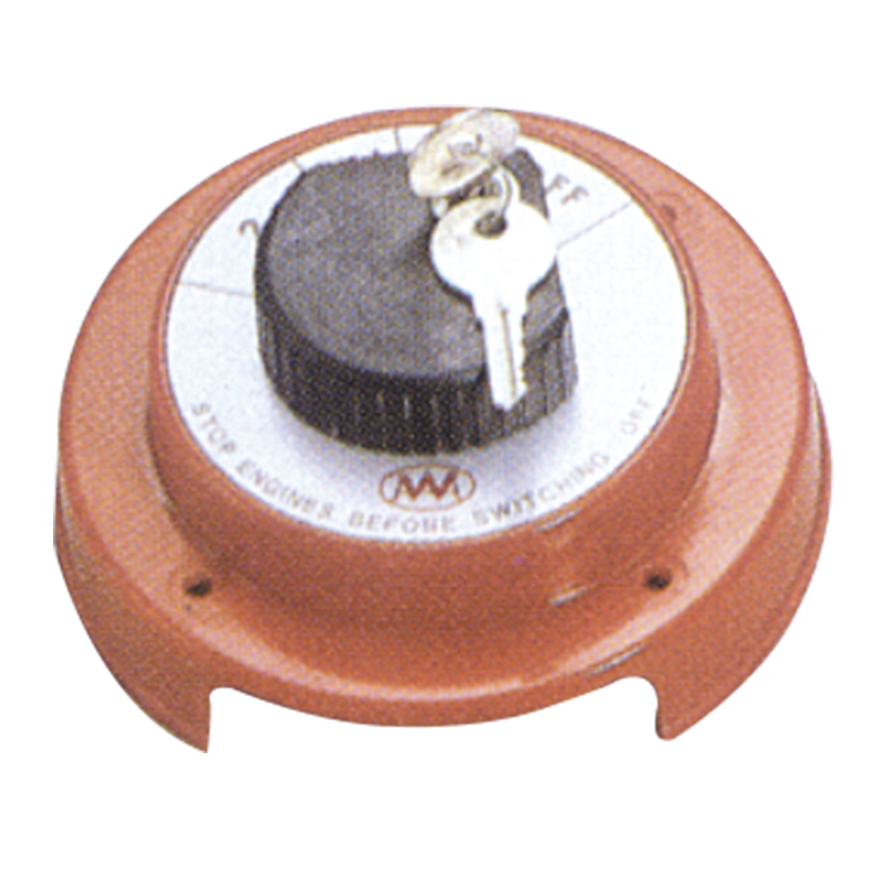 Keylock Battery Switch