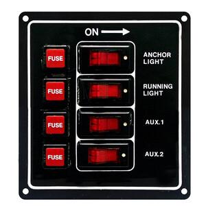 Fused Switch Panel
