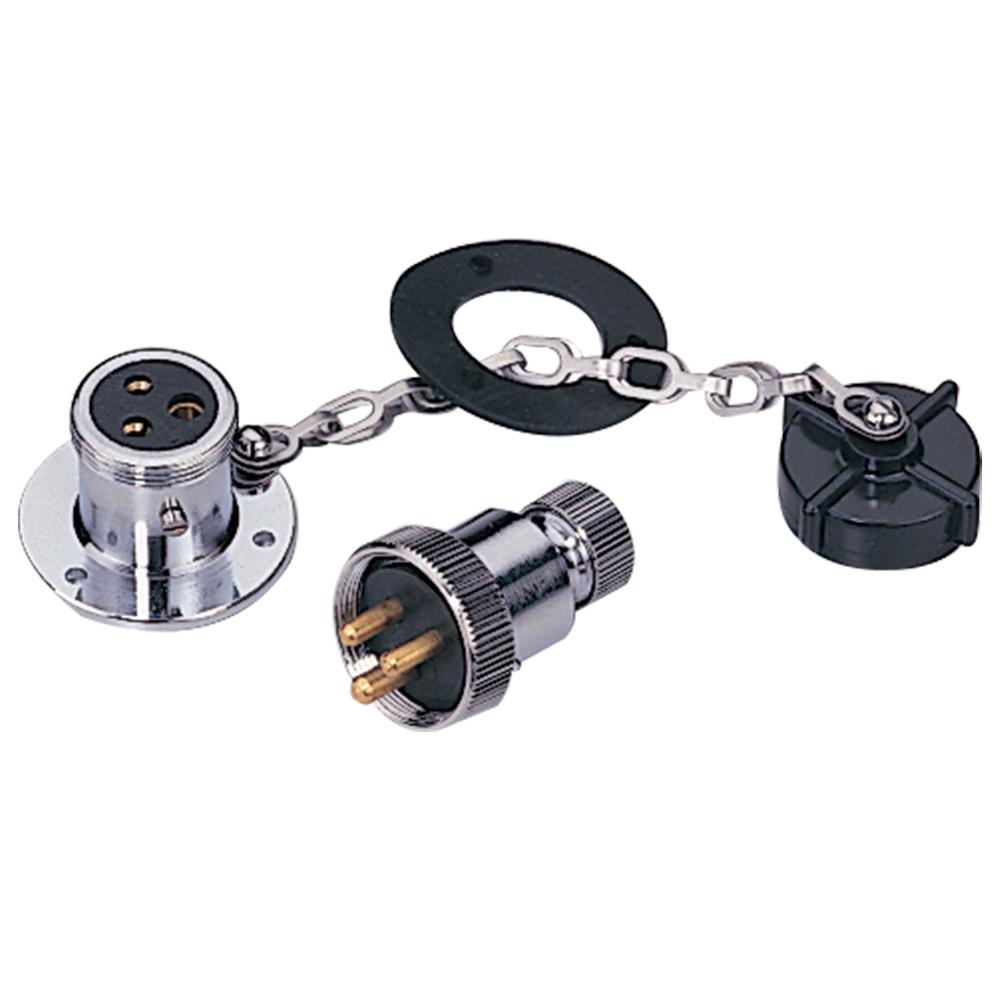 Waterproof Plug & Socket