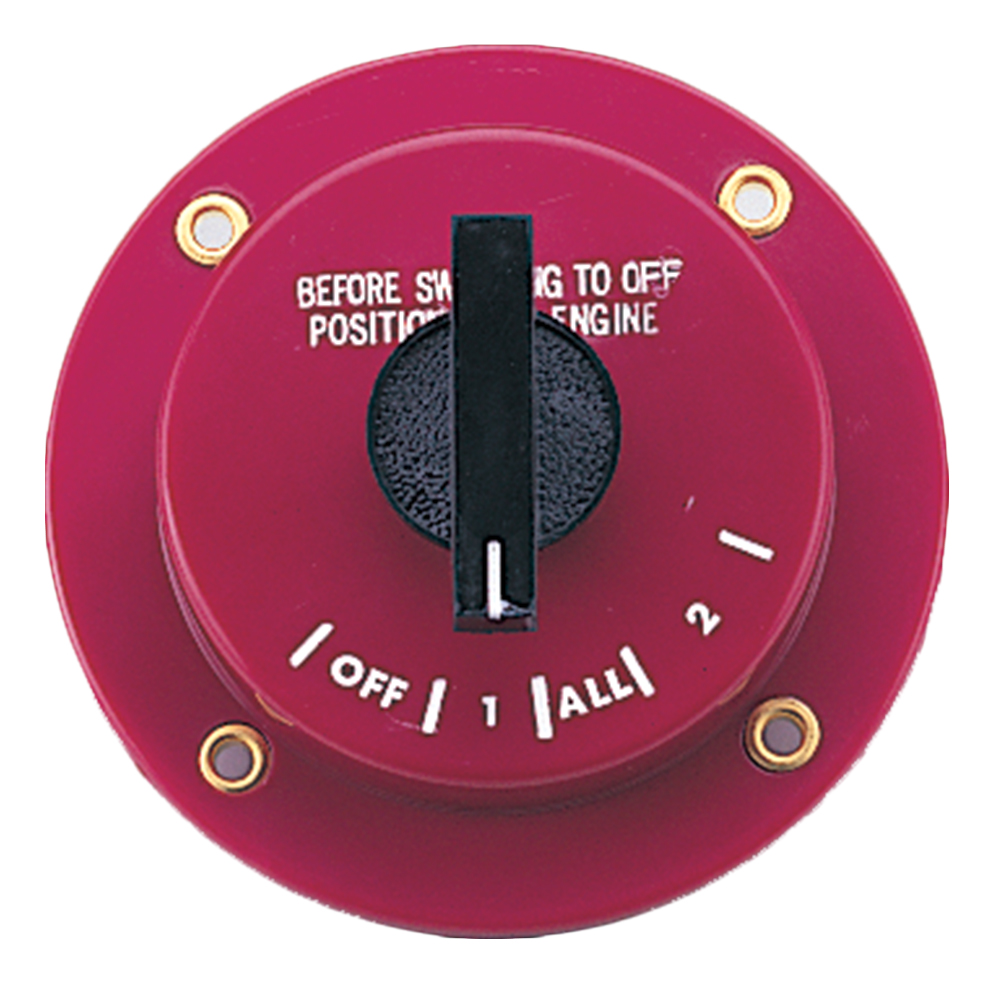 Battery Master Switch