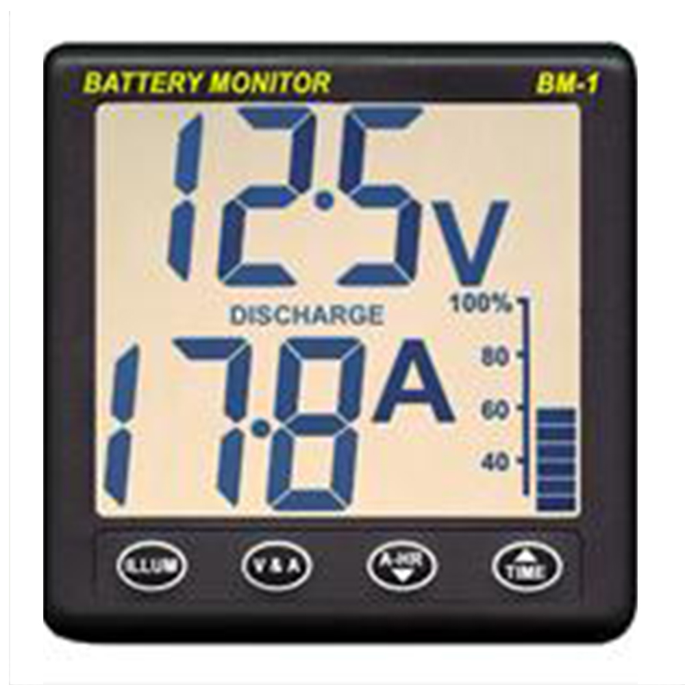 Clipper BM-1 Battery Monitor 12V