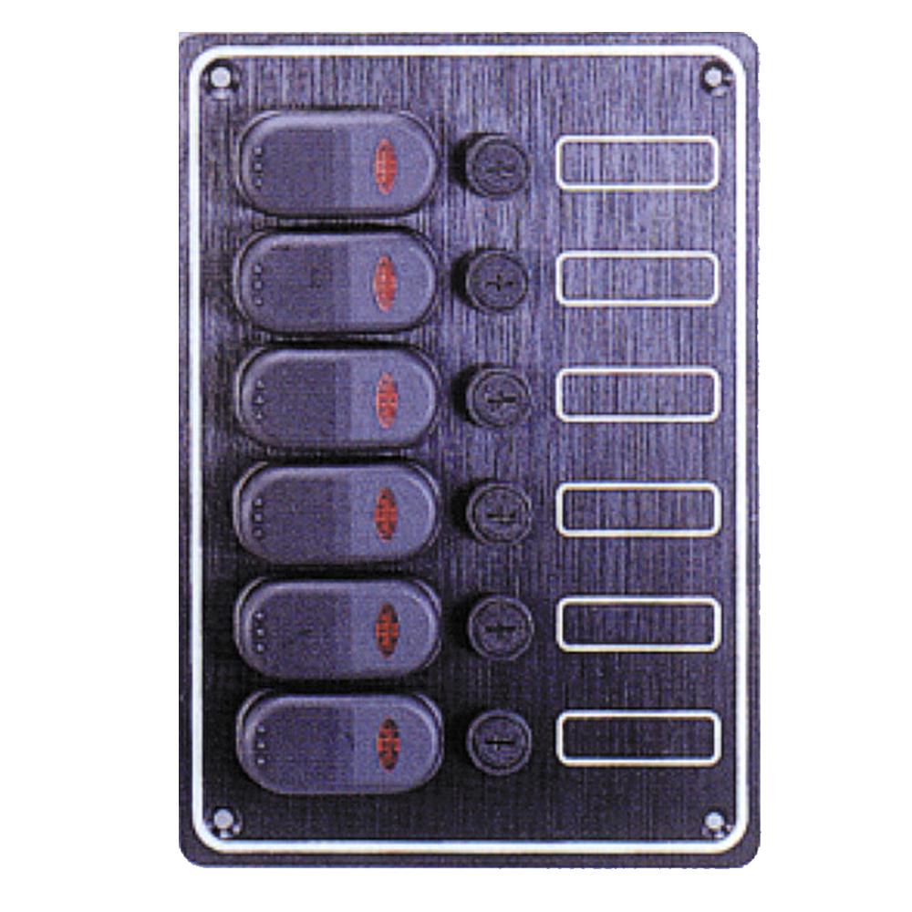 Waterproof Switch Panel