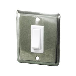 S/S Single Light Switch