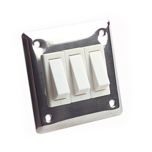 SS Treble Light Switch