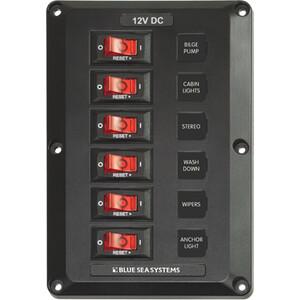 Circuit Breaker Panel