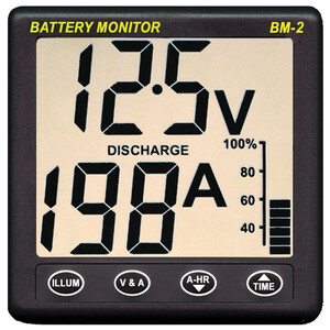 Clipper BM-2 Battery Monitor 12V