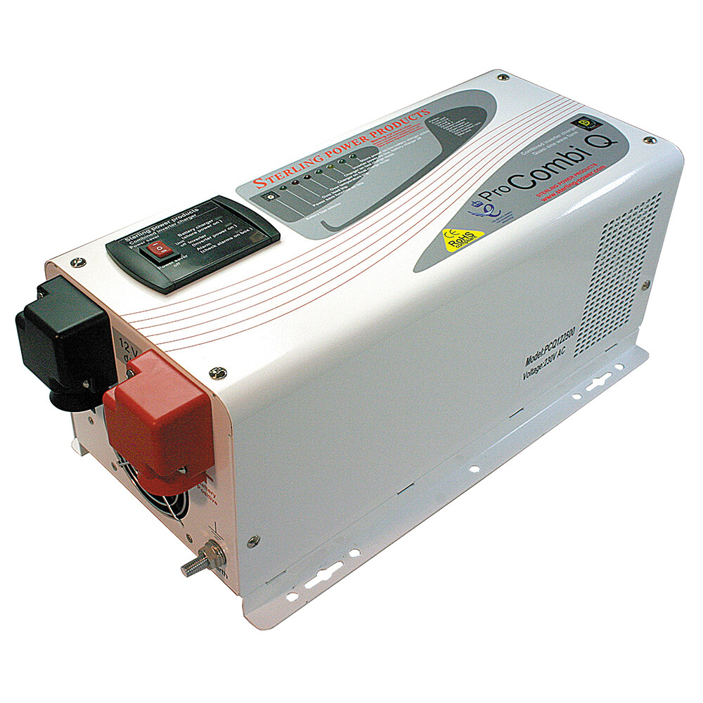 Pro Combi Q 12V 1600W Inverter/Charger