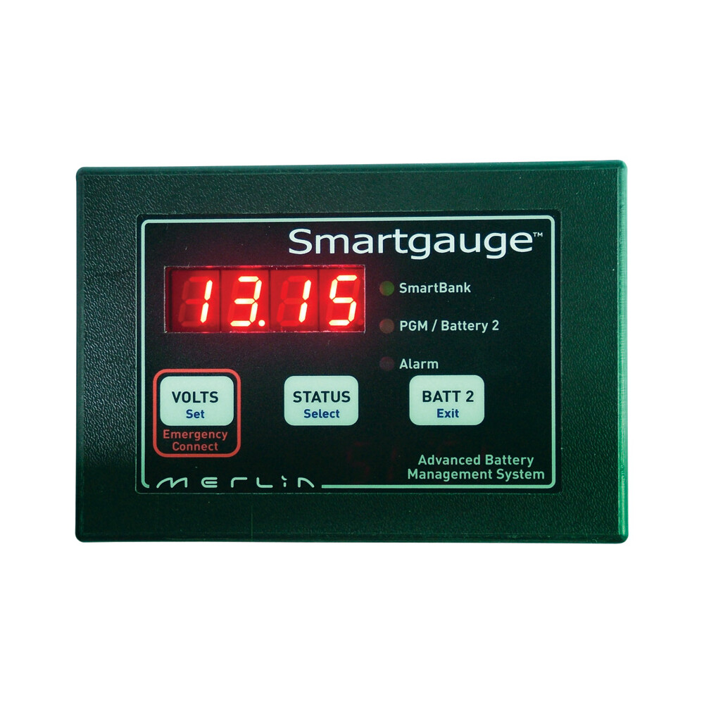 SmartGauge Battery Monitor