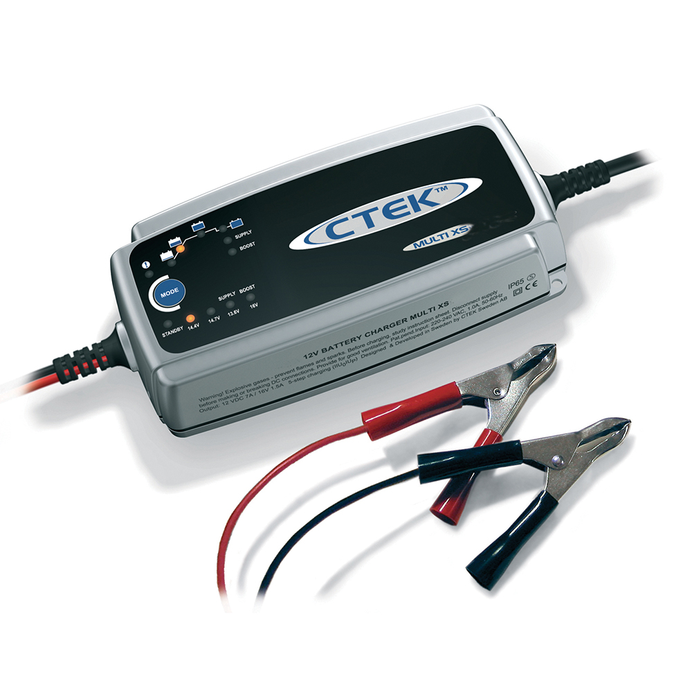 M100 Battery Charger - 7Amp