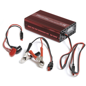 'Connect & Forget' Battery Charger 12V 10A