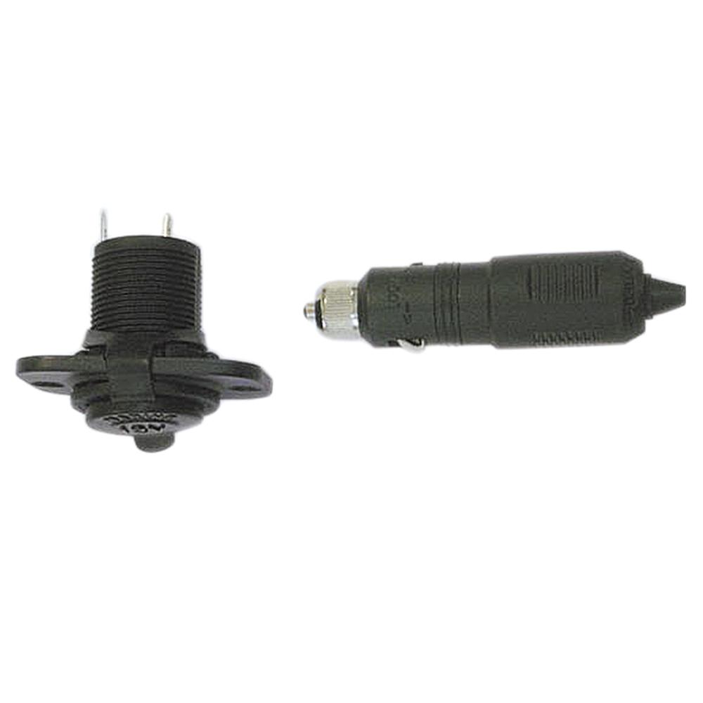 Marine 5Amp plug & Socket