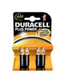 AAA Batteries - 4 Pack (LR03/MN2400)