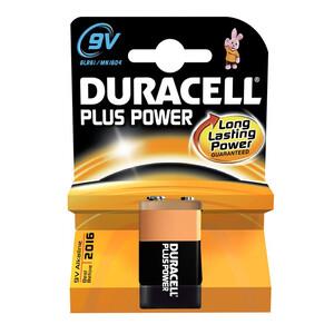9V Battery - 1 Pack (6LF22/MN1604)