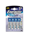 AA Lithium Batteries - 4 Pack