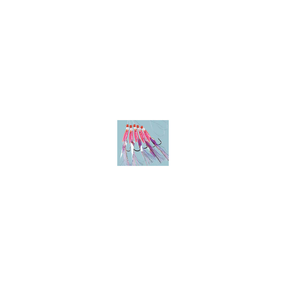 Hokki Pink Tail Feathers