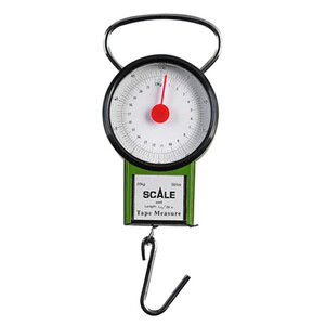 22kg Scales & Tape Measure
