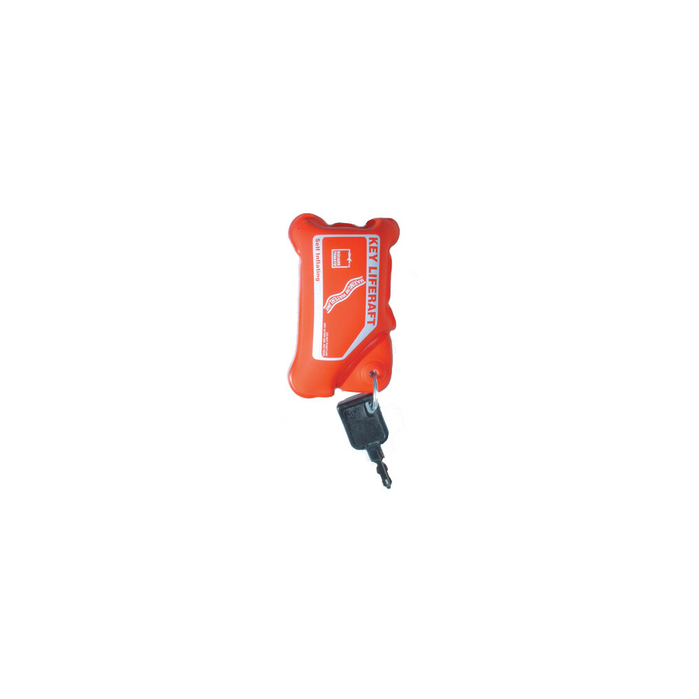 Key Liferaft Keyring