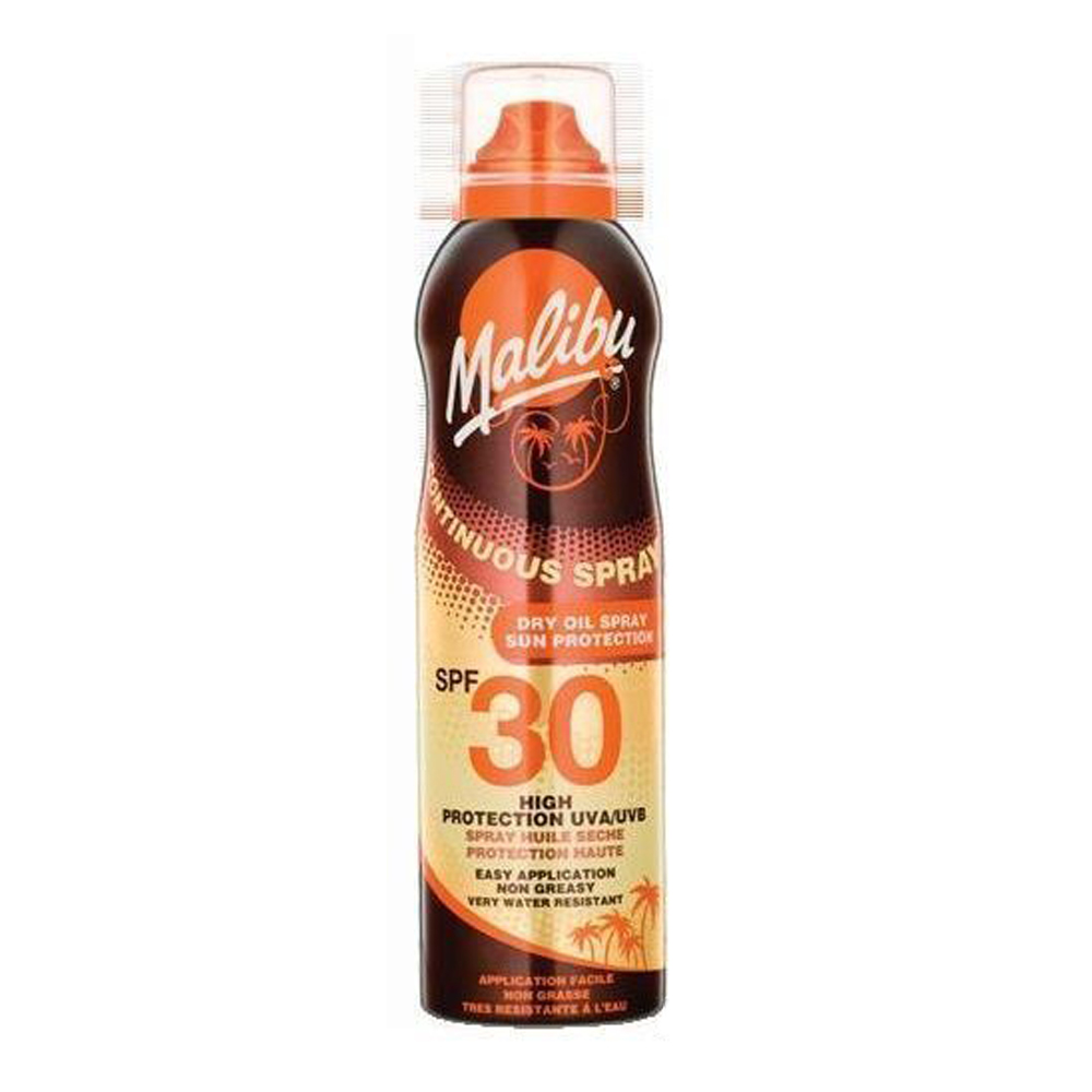 Dry Oil Spray Sun Protection SPF30