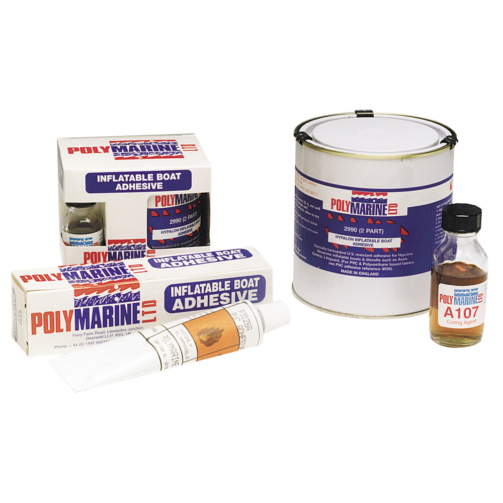 Hypalon Adhesive 2-Part 250ml