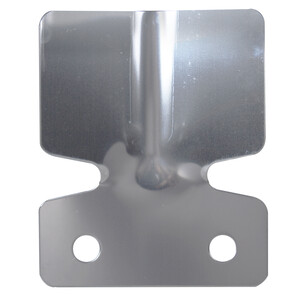 Bumper Protector - Stainless Steel