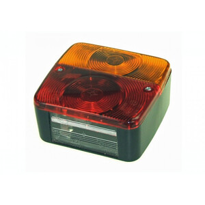 Rear Lamp - 4 Function