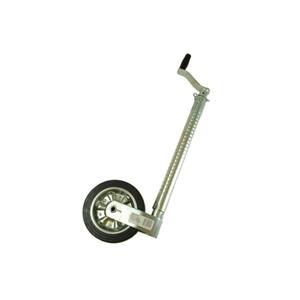 Jockey Wheel - 48mm Ribbed Tube