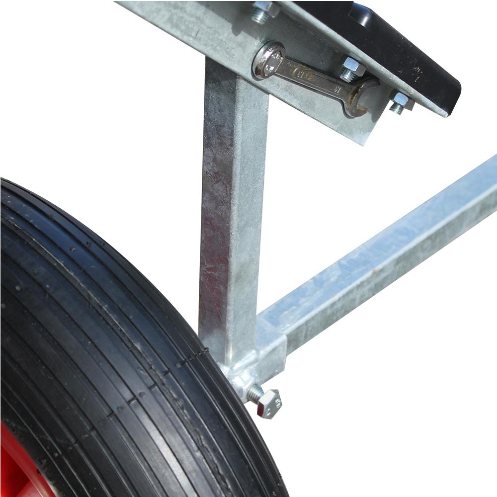 Folding Launching Trolley (200kg)