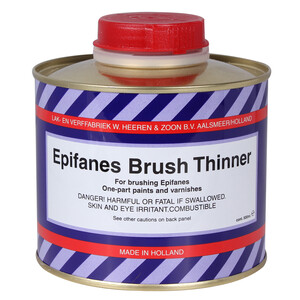 Paint & Varnish Thinners - 500ml