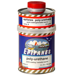 Polyurethane Clear Gloss Varnish 750ml