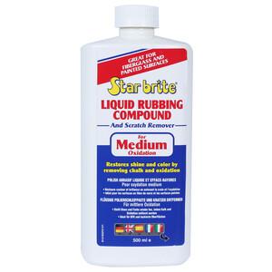 Liquid Rubbing Compound Medium 500ml