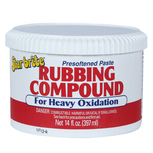 Rubbing Compound Paste Heavy 397g Can