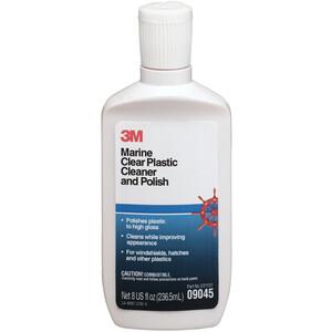 Marine Clear Plastic Restorer 250ml