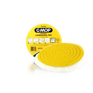 "G-Mop Lambswool Pad (8"")"