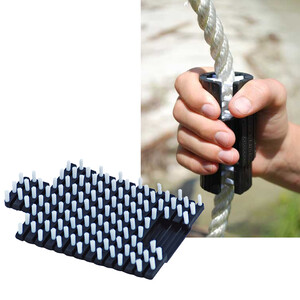 Flexible Rope & Cord Brush