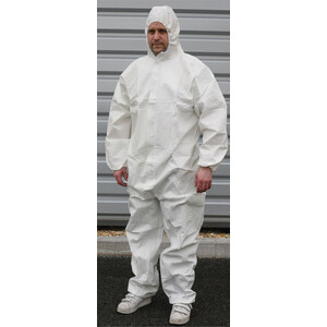 Disposable Hooded Worksuit