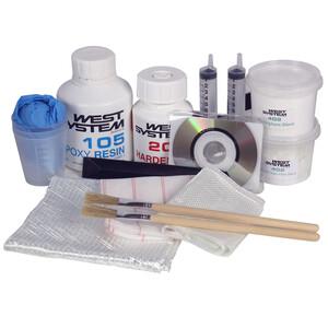 West Glass Fibre Repair Kit Pack