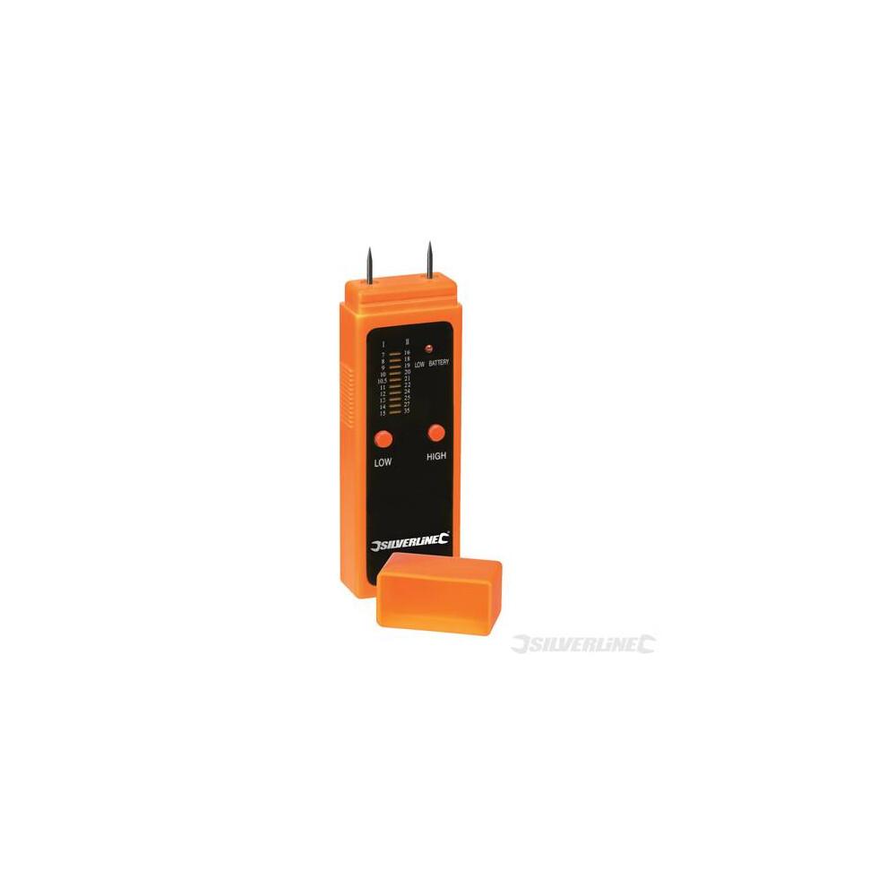 Wood Moisture/Dampness Meter
