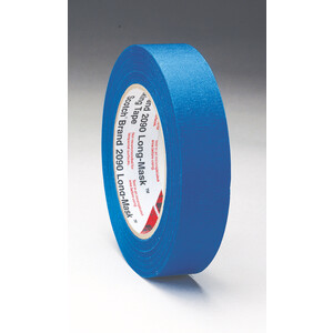Blue Out Door Masking Tape