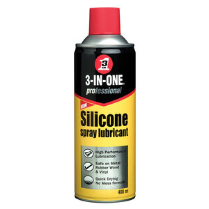 Silicone Spray Lubricant 400ml