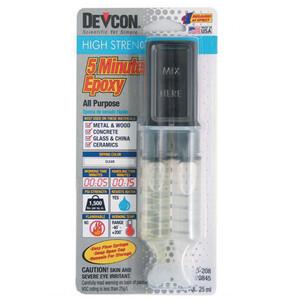 5 Minute Epoxy Adhesive
