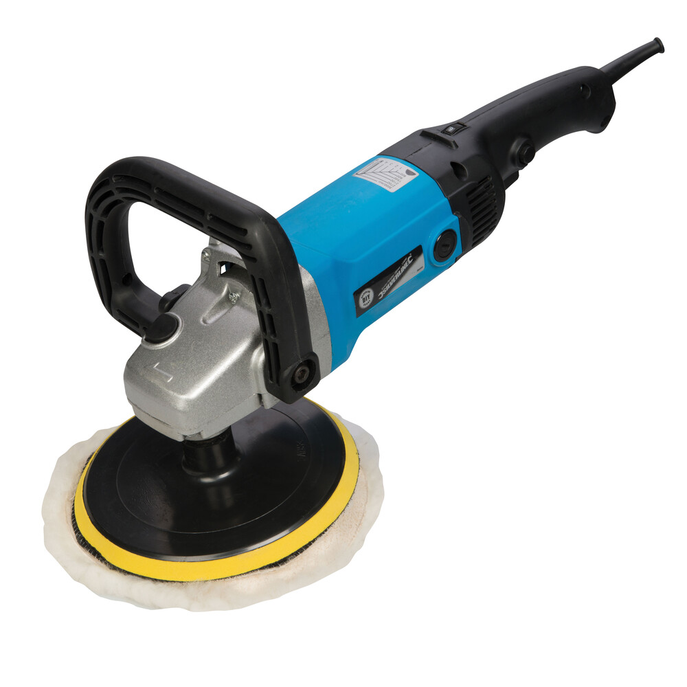 Electric 180mm Polisher/Sander