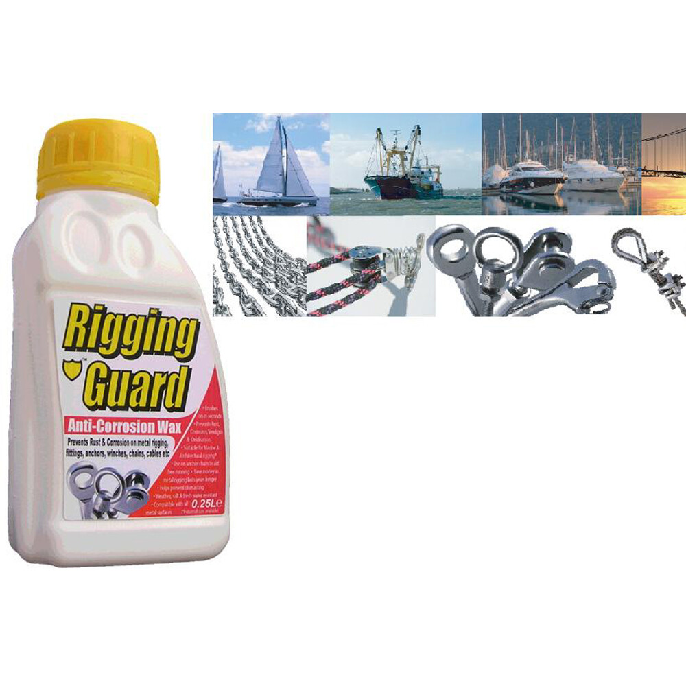 Rigging Guard Anti-Corrosion Wax 0.5L
