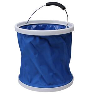 Stowaway Folding Bucket Blue