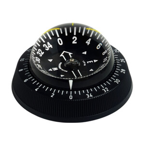 85E Compass Black (with Illumination)