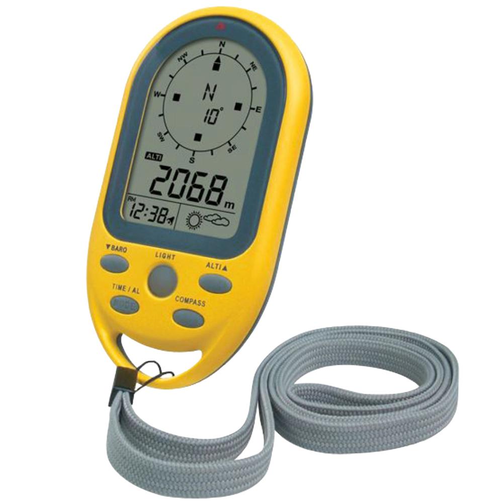 Hand Held Digital Compass/Barometer/Altimeter